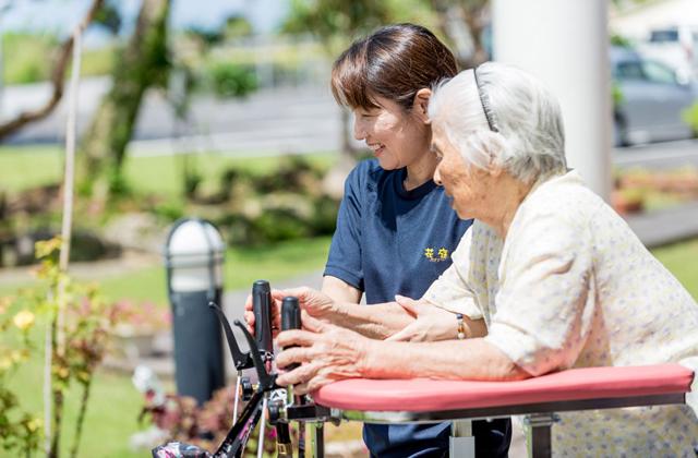 サービス付き高齢者向け住宅 花庭